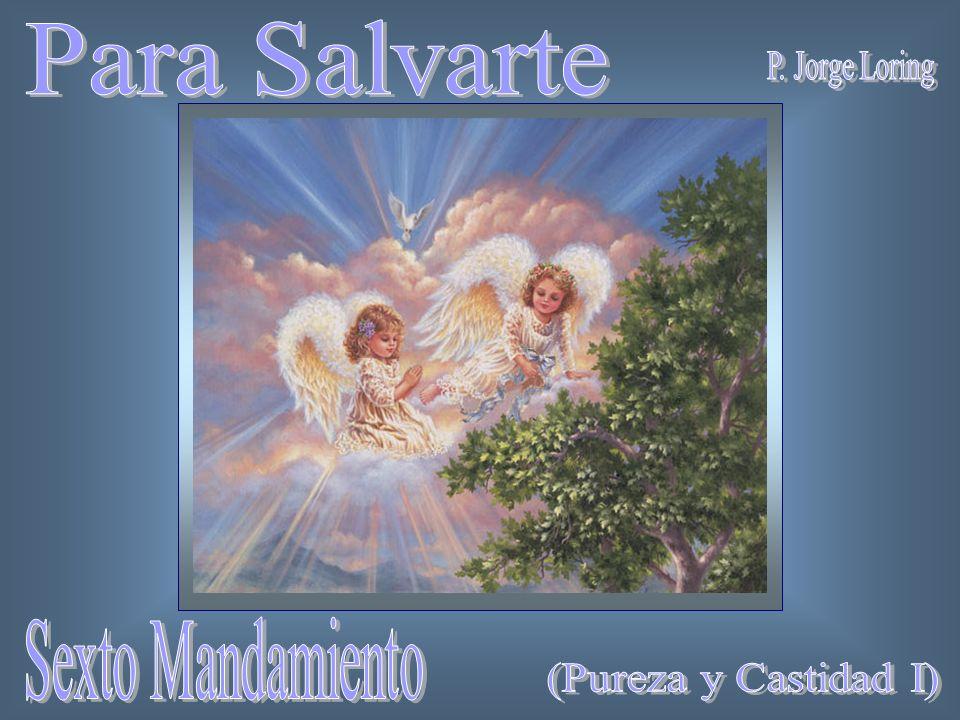 Para Salvarte P. Jorge Loring Sexto Mandamiento (Pureza y Castidad I)