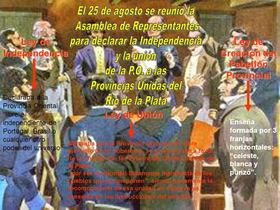 Ley de Creación del Pabellón Provincial