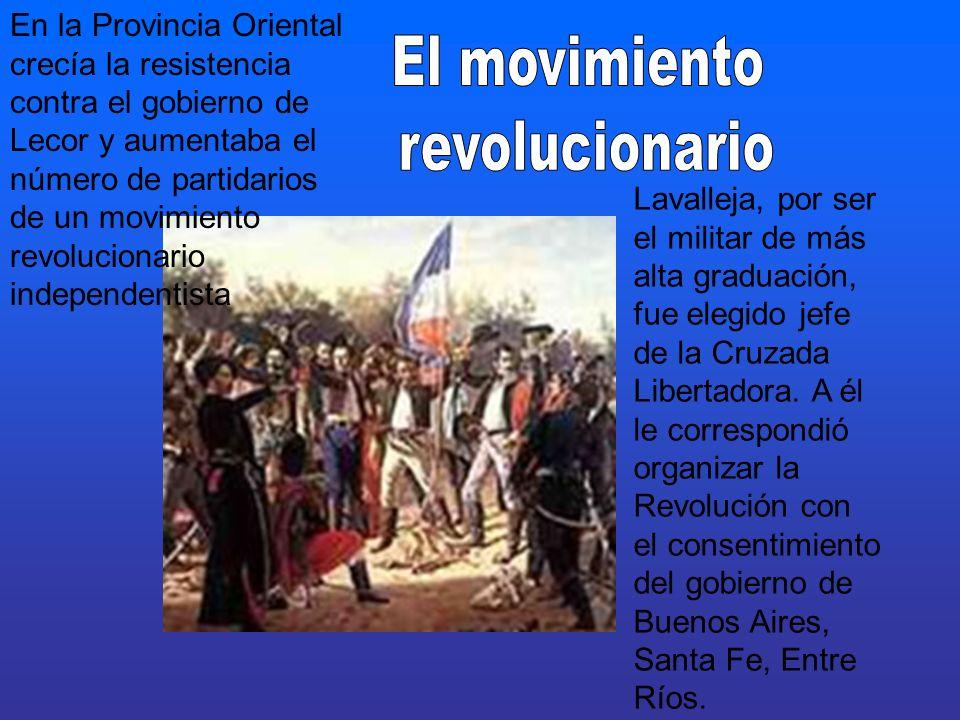 El movimiento revolucionario
