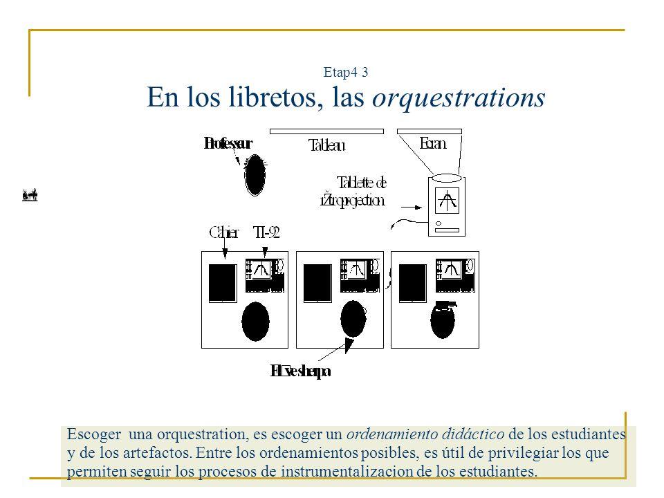 Etap4 3 En los libretos, las orquestrations