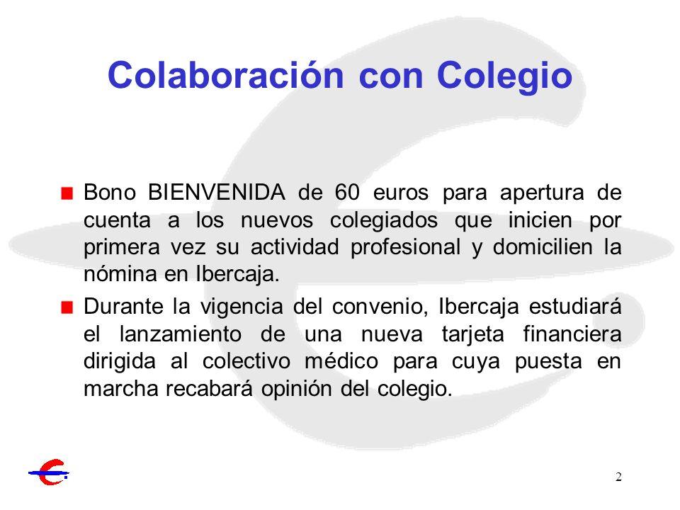 Colaboración con Colegio