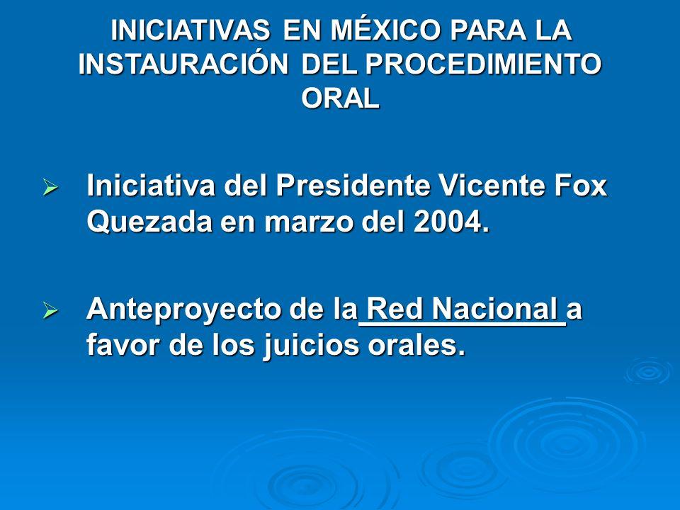 Antecedentes del juicio oral en latinoamrica ppt video online iniciativas en mxico para la instauracin del procedimiento oral ccuart Choice Image