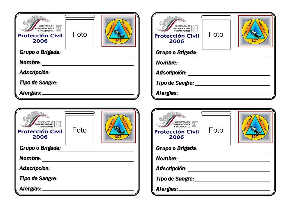 Protección Civil 2006 Protección Civil 2006 Protección Civil 2006