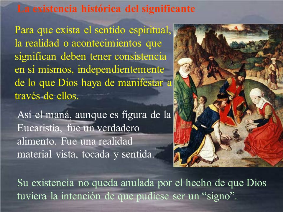 La existencia histórica del significante