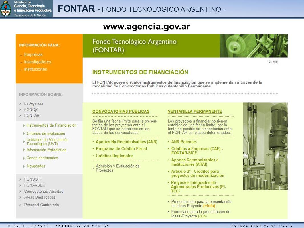 www.agencia.gov.ar