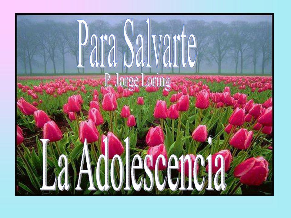 Para Salvarte P. Jorge Loring La Adolescencia