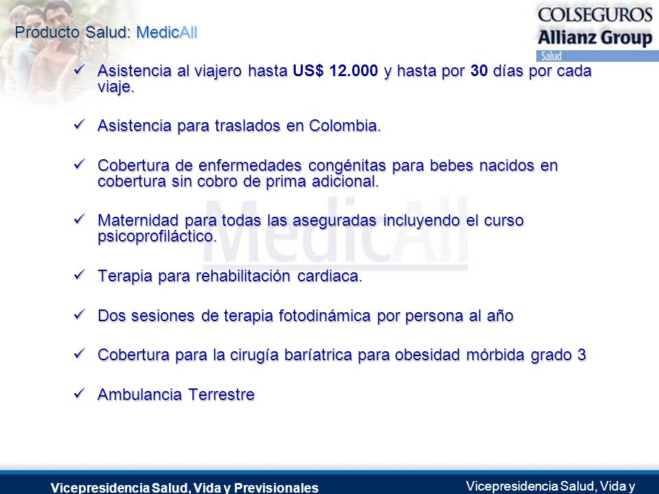 Asistencia para traslados en Colombia.