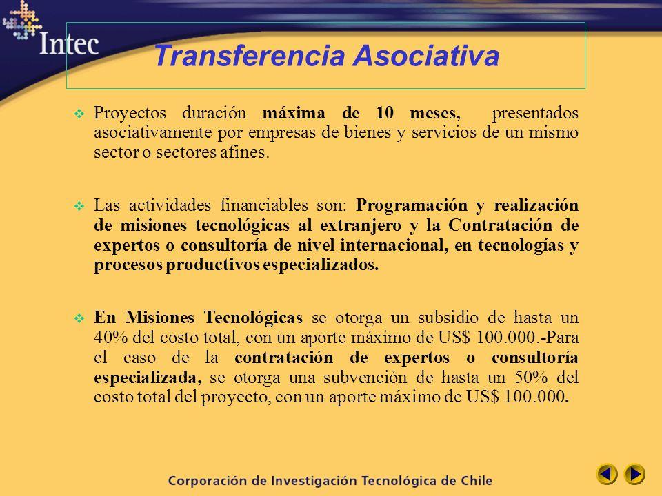 Transferencia Asociativa