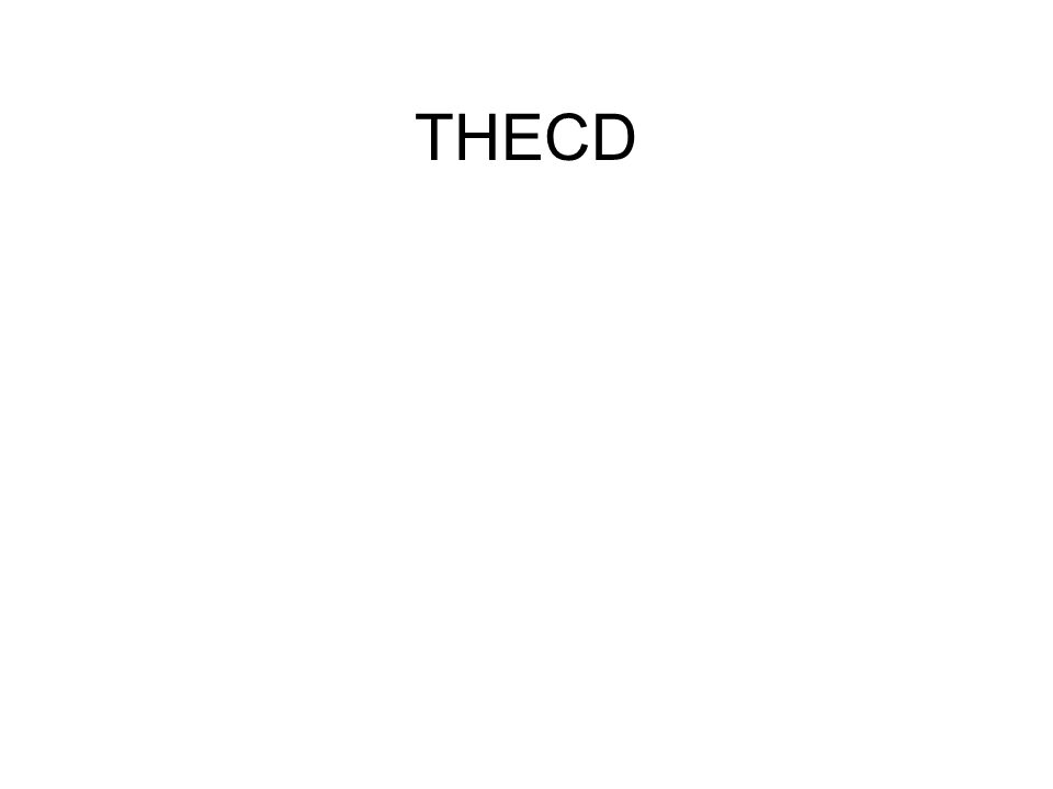 THECD
