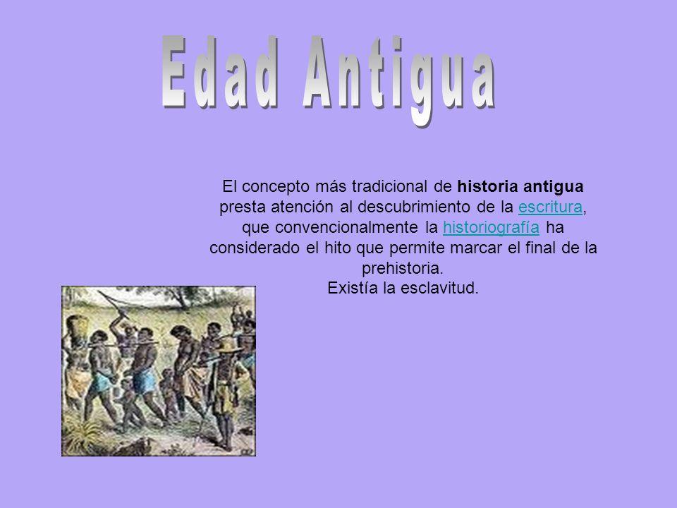 Edad Antigua