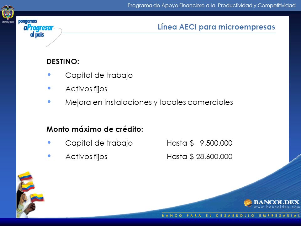 Intermediarios de los Créditos