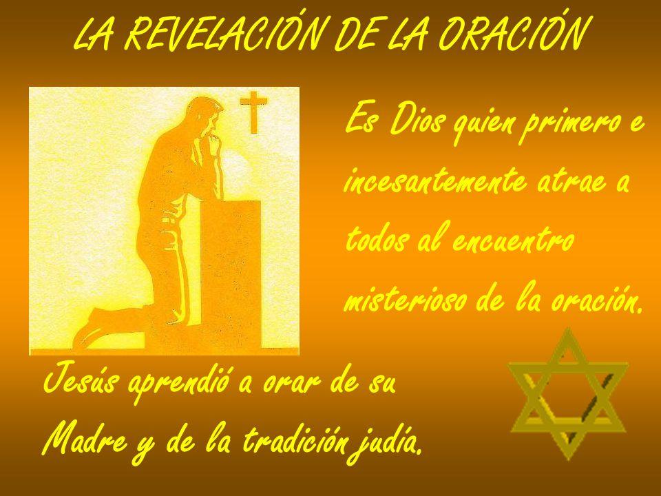 LA REVELACIÓN DE LA ORACIÓN