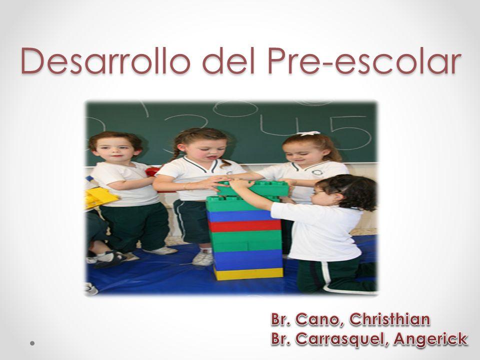Desarrollo del Pre-escolar