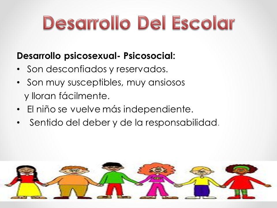 Desarrollo Del Escolar
