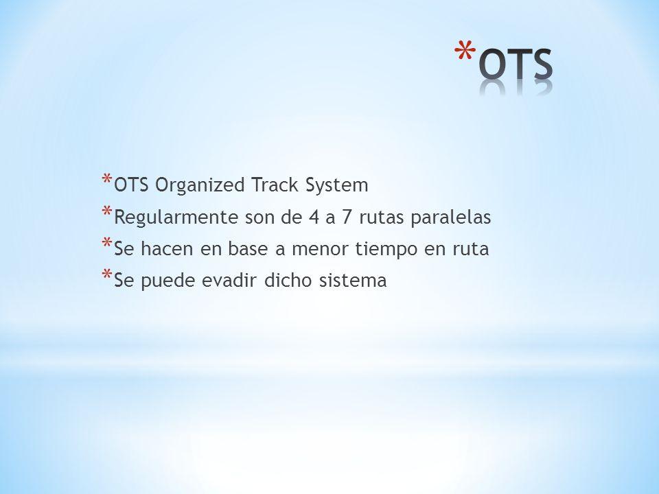 OTS OTS Organized Track System
