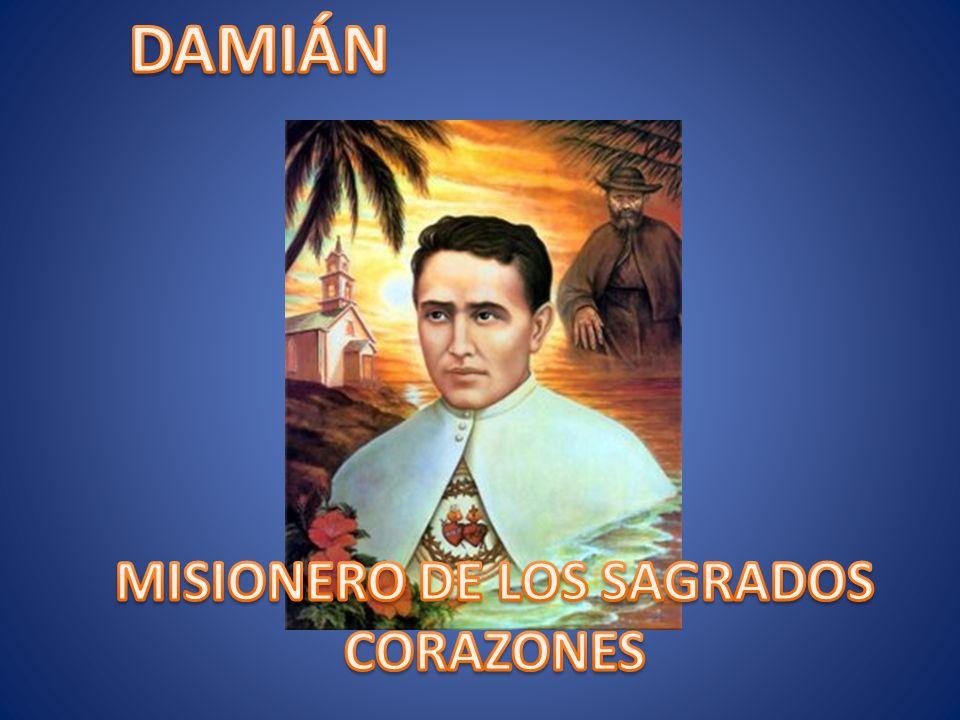 MISIONERO DE LOS SAGRADOS