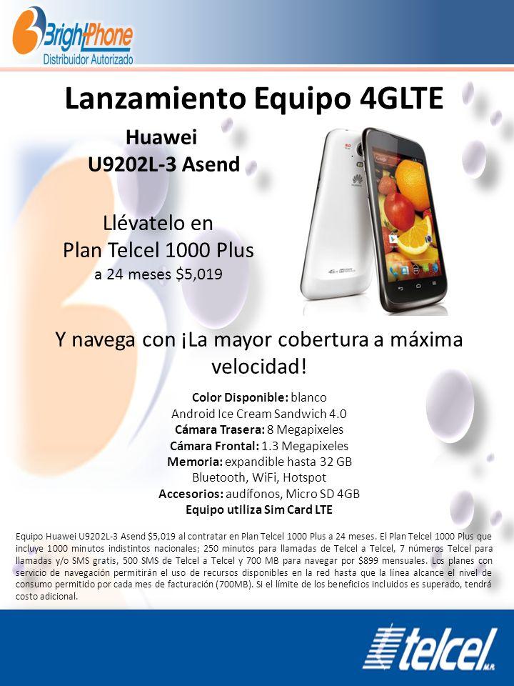 Equipo utiliza Sim Card LTE
