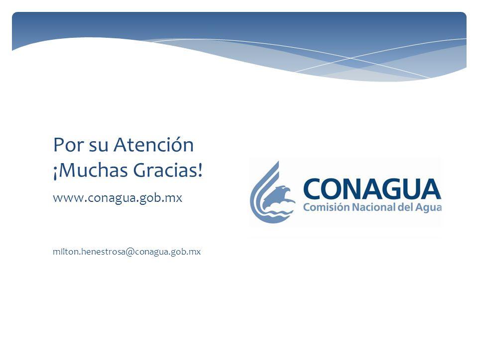 Por su Atención ¡Muchas Gracias!