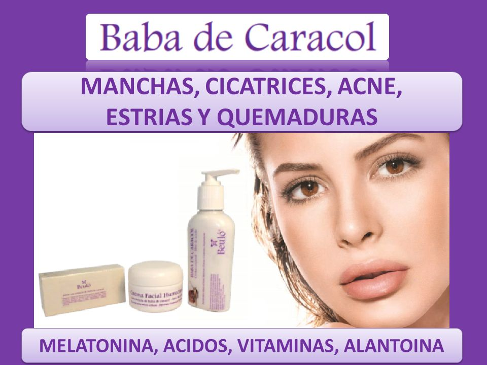 MANCHAS, CICATRICES, ACNE, MELATONINA, ACIDOS, VITAMINAS, ALANTOINA