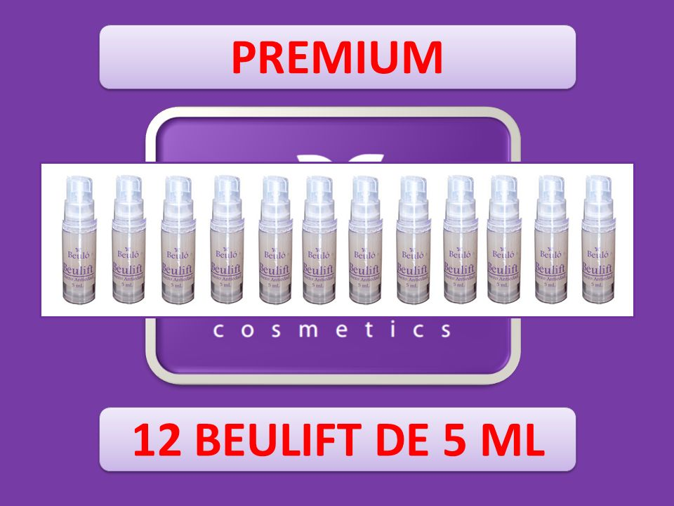 PREMIUM 12 BEULIFT DE 5 ML