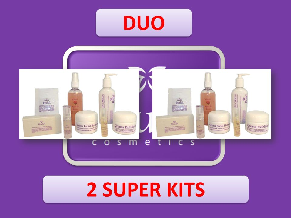 DUO 2 SUPER KITS