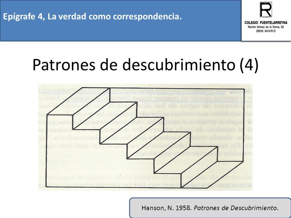 Patrones de descubrimiento (4)