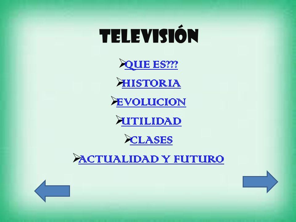 QUE ES HISTORIA EVOLUCION UTILIDAD CLASES ACTUALIDAD Y FUTURO