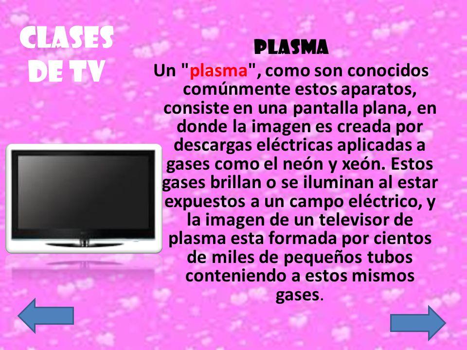 Clases de TV