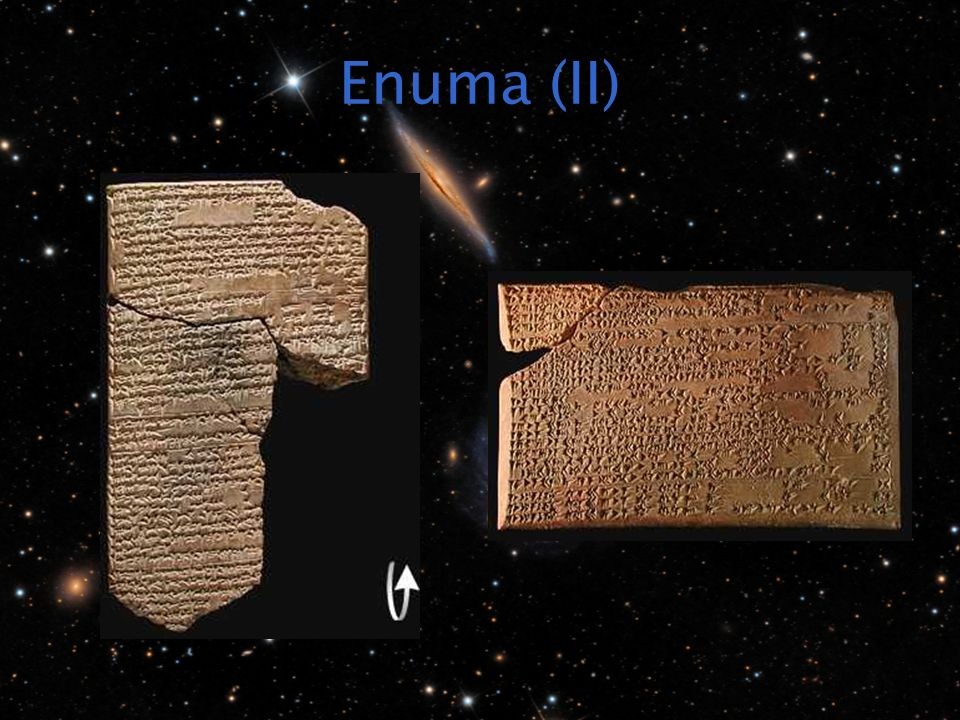 Enuma (II)