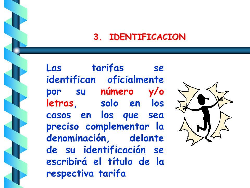 3. IDENTIFICACION