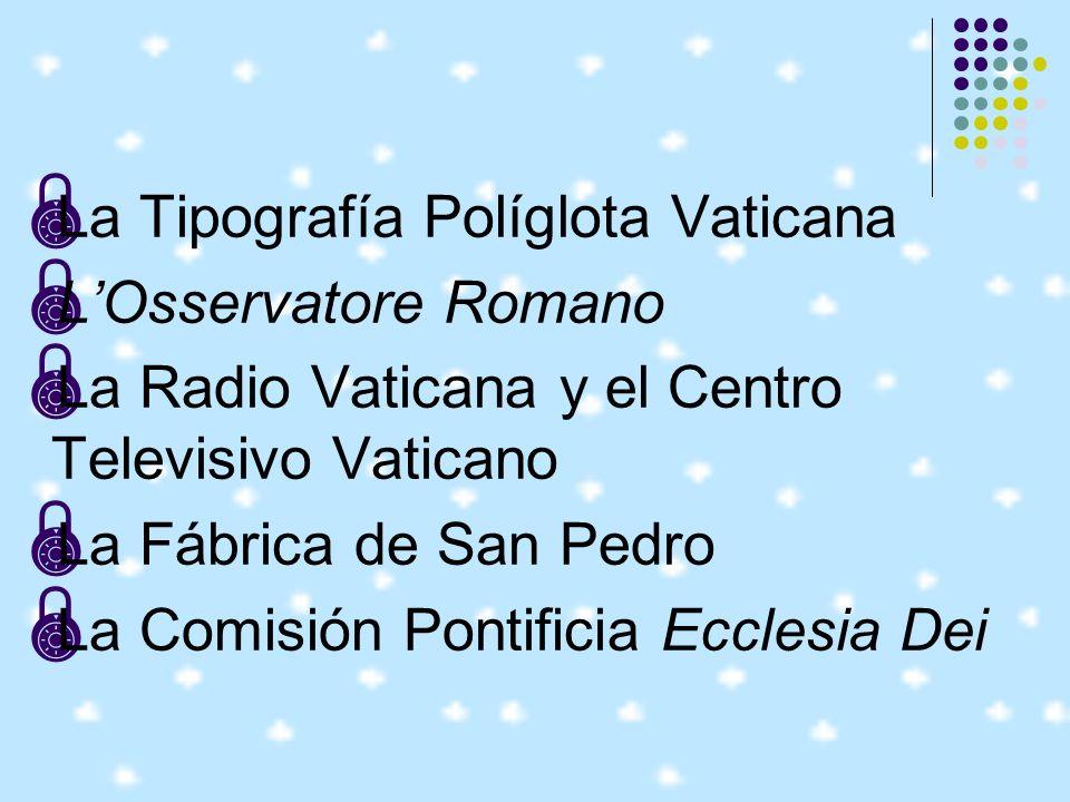 La Tipografía Políglota Vaticana