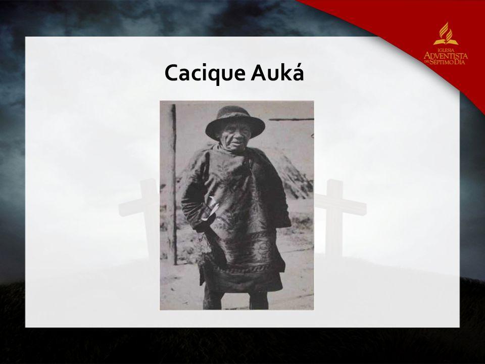 Cacique Auká