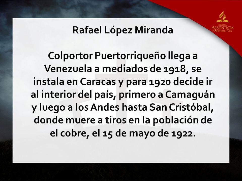 Rafael López Miranda