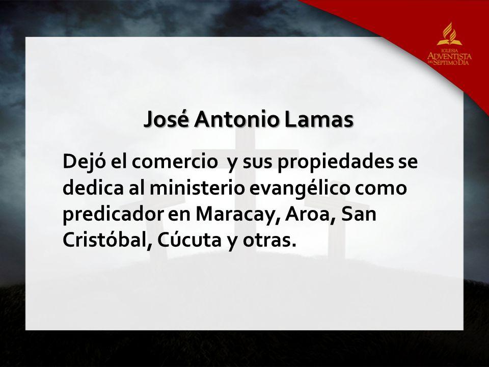 José Antonio Lamas