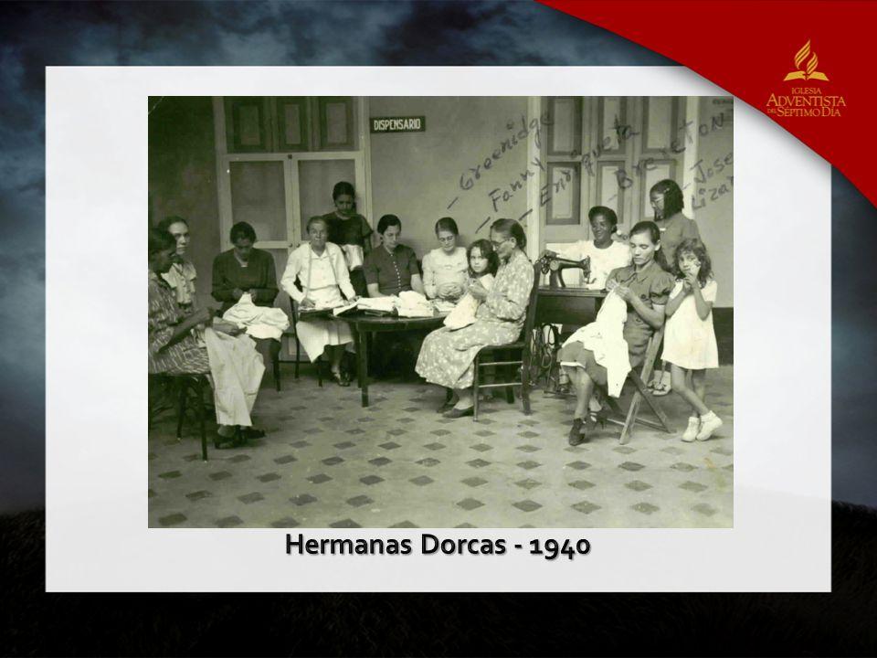 Hermanas Dorcas - 1940