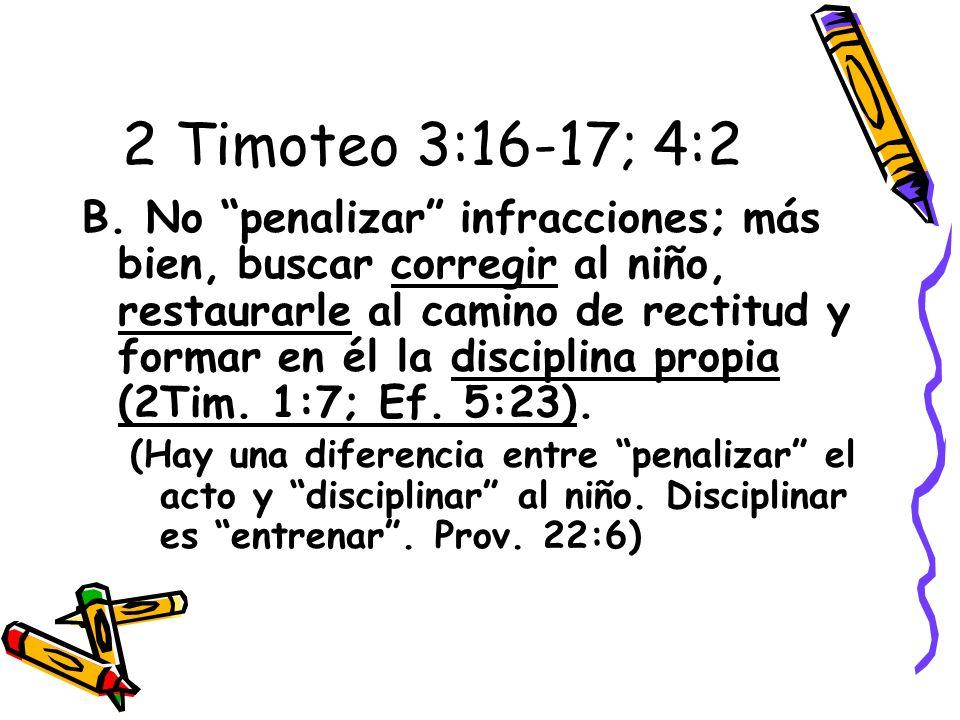 2 Timoteo 3:16-17; 4:2