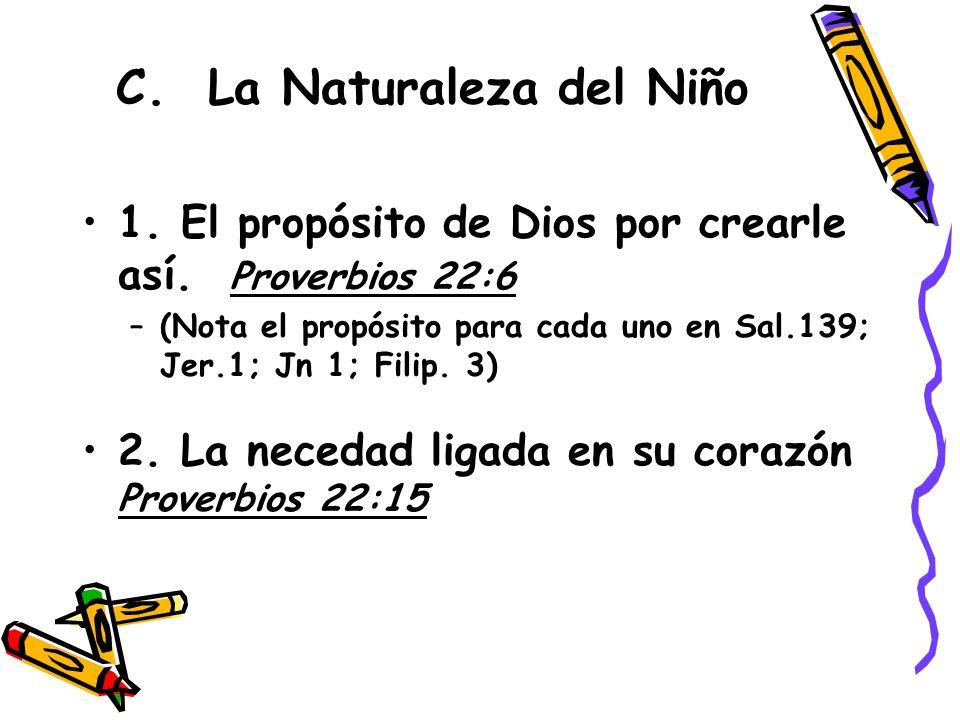 C. La Naturaleza del Niño