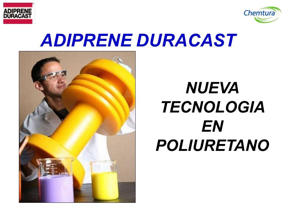 NUEVA TECNOLOGIA EN POLIURETANO
