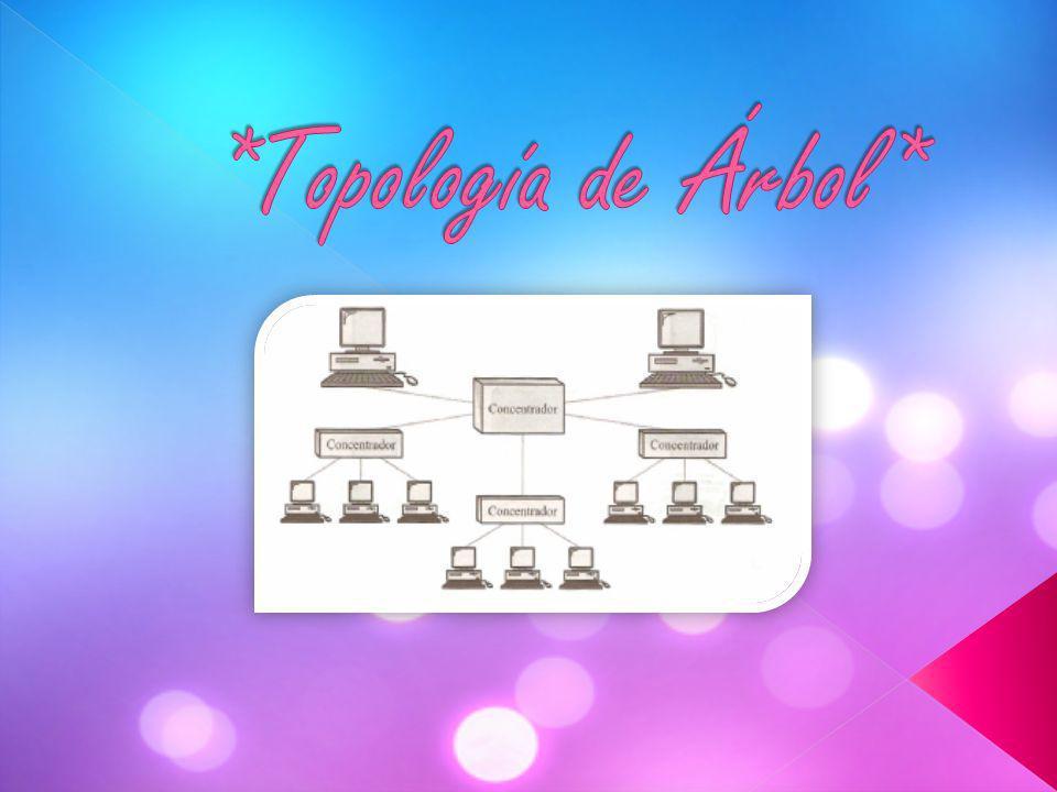 *Topología de Árbol*