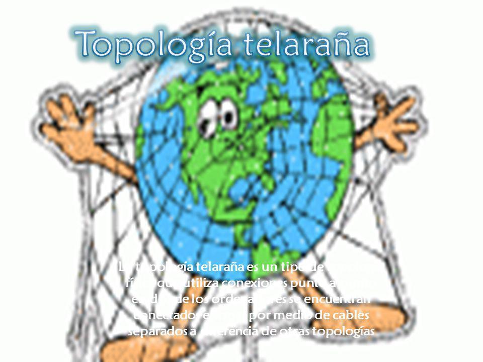 Topología telaraña