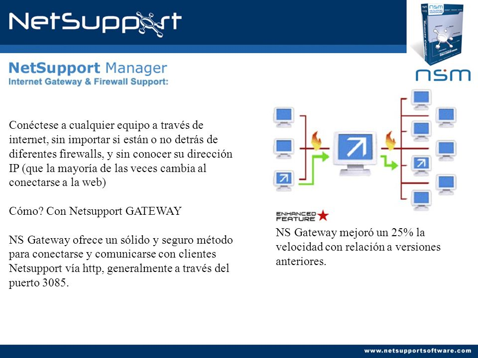 Key Features in version 9.5 : Internet Gateway and Firewall Support