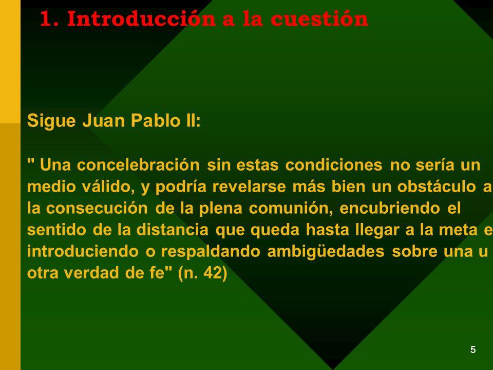 1. Introducción a la cuestión