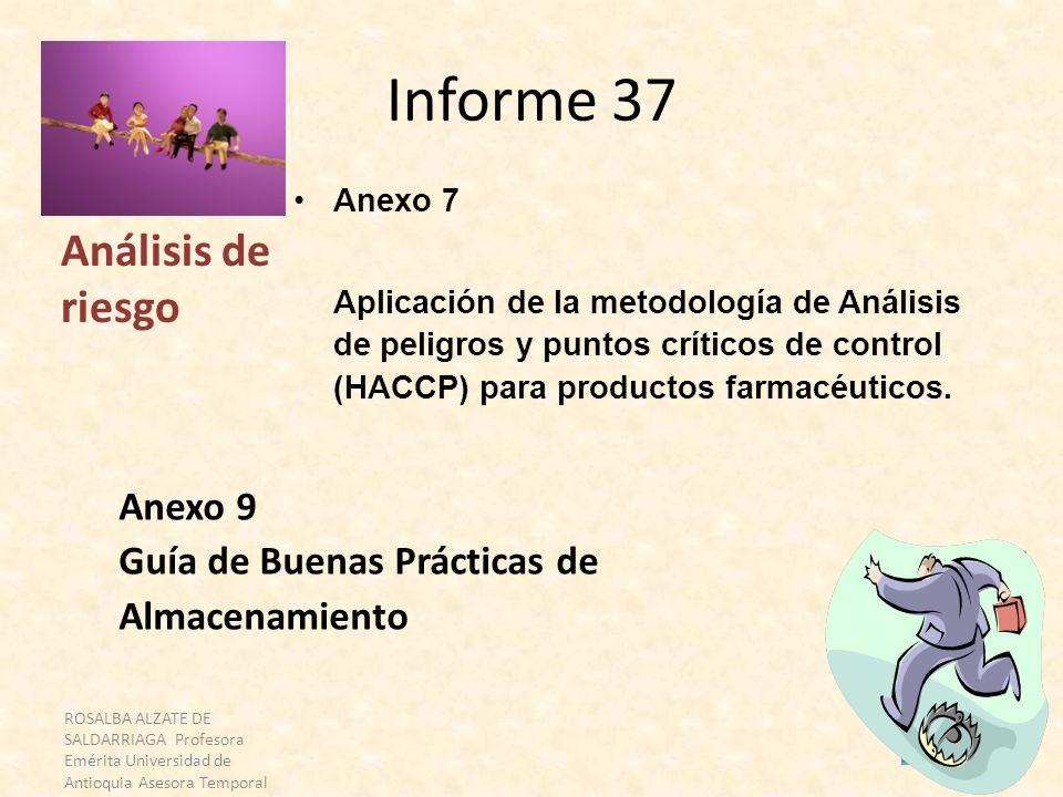 Informe 37 Análisis de riesgo Anexo 9