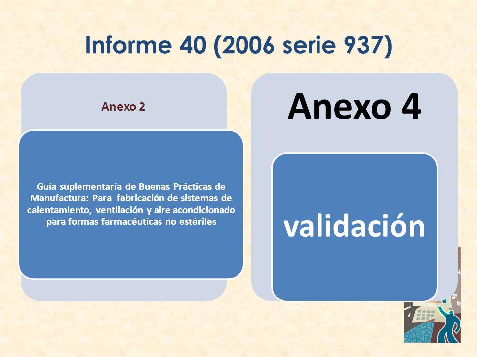 Informe 40 (2006 serie 937) Anexo 2.