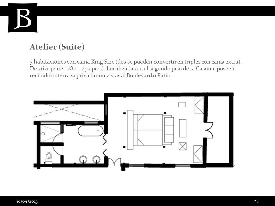 Atelier (Suite)