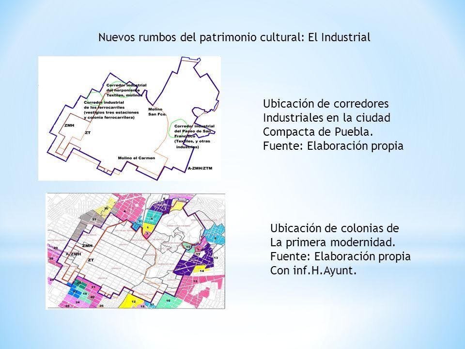 Nuevos rumbos del patrimonio cultural: El Industrial