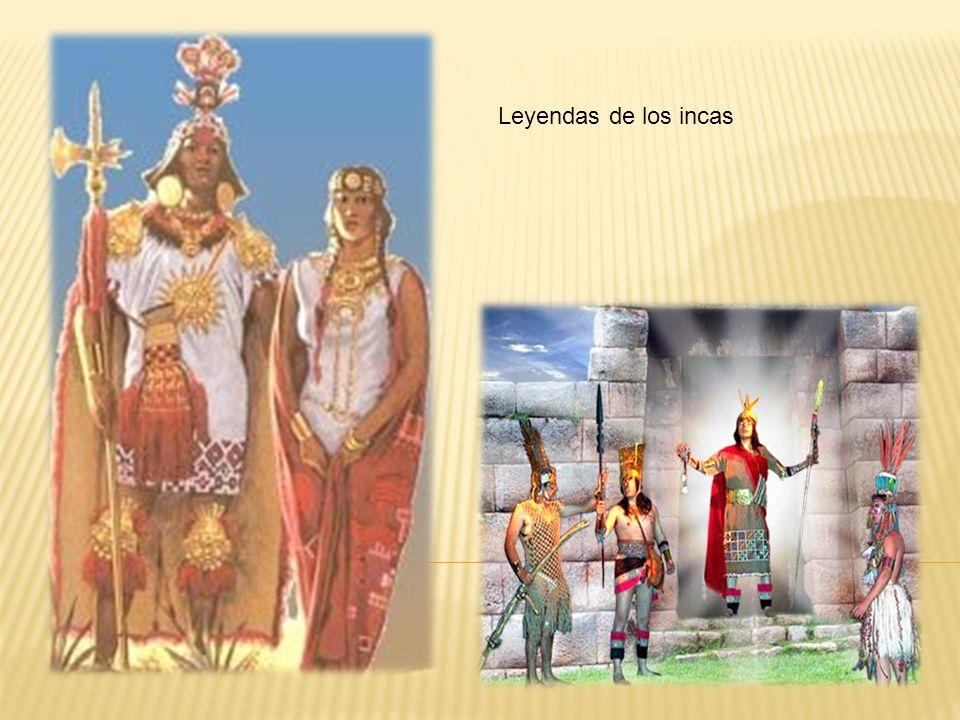 Leyendas de los incas