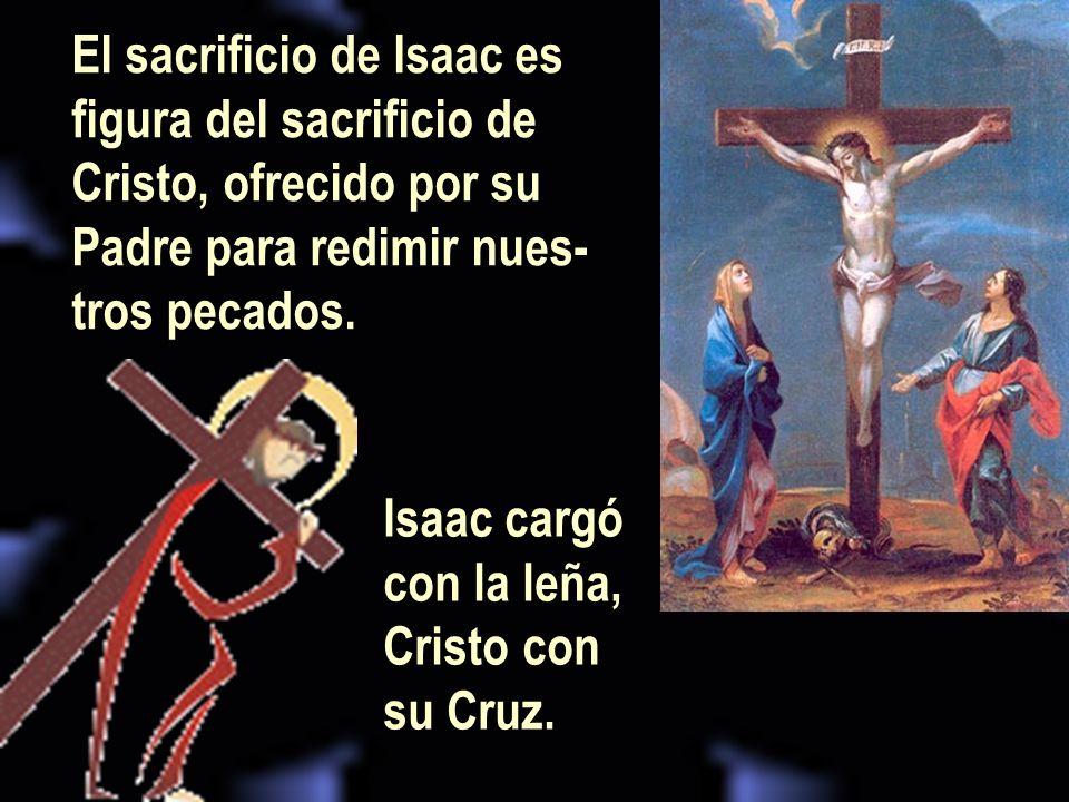 El sacrificio de Isaac es