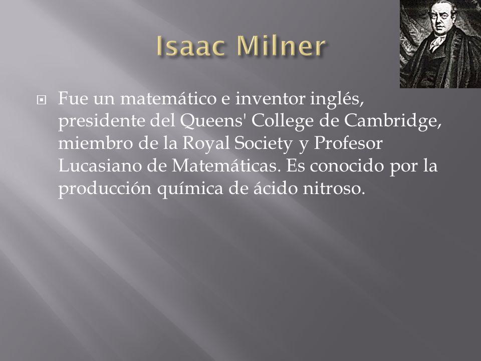 Isaac Milner