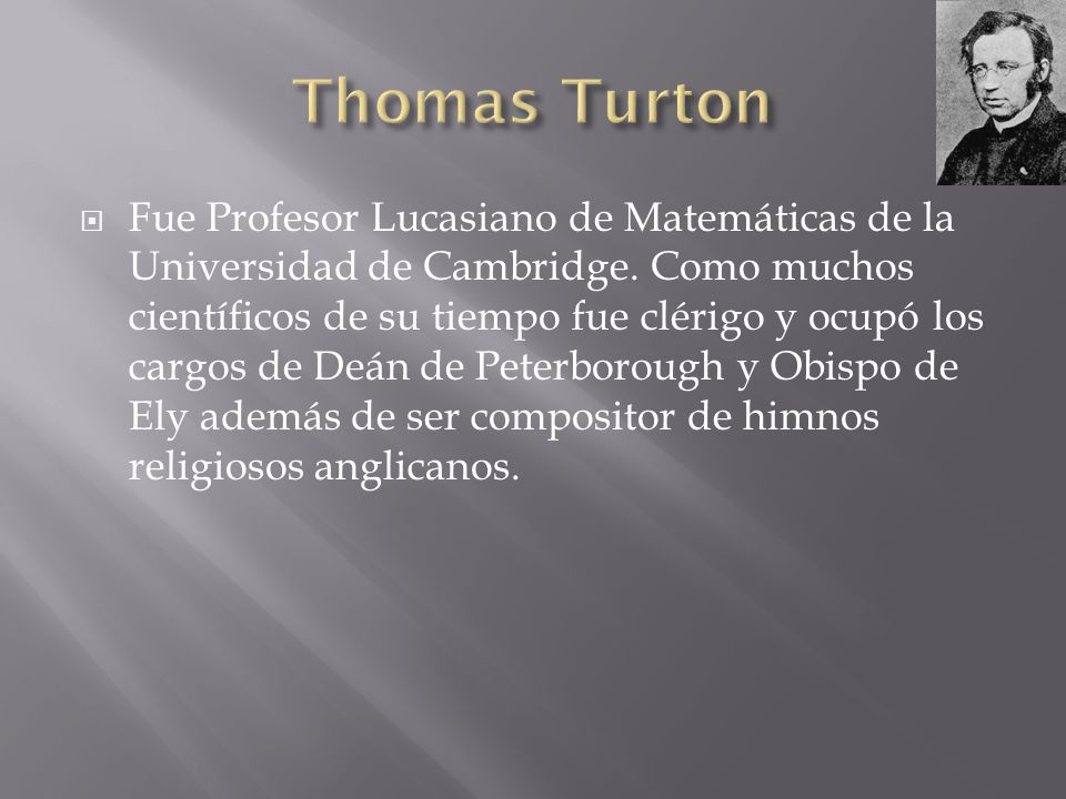 Thomas Turton